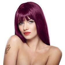 Stargazer Semi-Permanent Eggplant Red Colour Conditioning Hair Dye 70ml