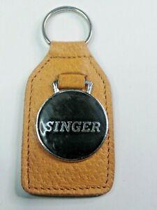 SINGER KEYRING / BADGE / KEY RING / CAR