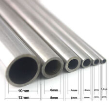 "5pcs 304 Stainless Steel Capillary Tube Length 10"" 3*2 4*3 6*4 8*6 12*10mm"