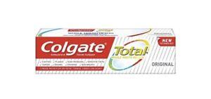 3x Colgate Total Original Care Toothpaste, 125 ml