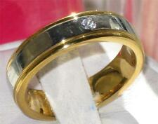 Stainless Steel Not Applicable Round Costume Rings