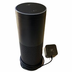 Amazon Echo (1st Generation) Model No. SK705DI Smart Assistant - Black