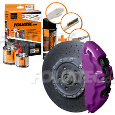 FOLIATEC Bremssattellack Deep Violett Bremssattelfarbe Bremssattel Motorlack