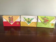 Vintage Sangamon Christmas Holiday 4x6 Envelopes 3 Sets Of 18 Cardinal Carolers