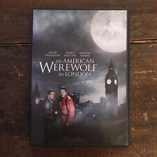 An American Werewolf in London Dvd Widescreen Horror David Naughton John Landis