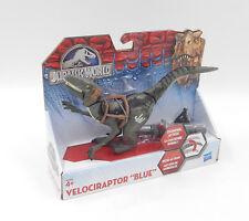 "Hasbro Jurassic World / VELOCIRAPTOR ""BLUE"" B4020 - Actionfigur - NEU/OVP New"