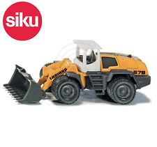 SIKU NO.1477 LIEBHERR FOUR WHEEL LOADER LOADING SHOVEL Dicast Model / Toy