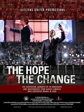 The Hope and The Change (DVD, 2012)