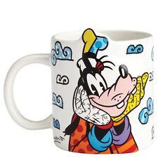 Walt Disney Romero Britto Tasse Goofy Keramik Pop Art 295 ml Neu 4057046