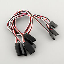 high quality 5pcs RC Servo receiver Y Extension Cord Wire for JR Futaba I