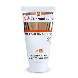 O3+ Dermal Zone Meladerm Intensive Lightning Cream4 Pigmented