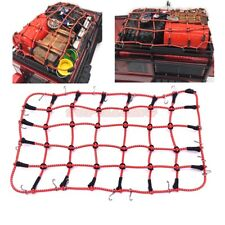 Cool Racing RC Crawler Truck Accessory Bungee Net Cords RED For TRAXXAS TRX-4