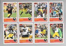 2019 SCORE NFL FOOTBALL PITTSBURGH STEELERS TEAM SET (12) 2 RC'S,BUSH,BEN,JUJU