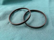 2 NEW DRIVE BELTS MADE IN USA FOR MASTERFORCE 240-0042 BAND SAW MASTER FORCE