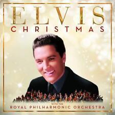 ELVIS PRESLEY CHRISTMAS WITH ELVIS/ROYAL PHILHARMONIC CD NEW Made in Australia