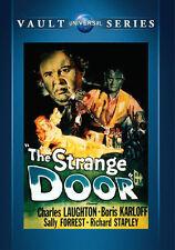 The Strange Door DVD (1951) - Boris Karloff, Charles Laughton