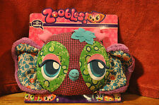 "~~~BRAND NEW AWESOME~~~ Zoobles ""Hooper"" The Bird Pillow"