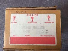 """Air Line, Coilhose Lubricator, #R-380, 3/8"""", 0/125 pressure range, NIB,"""