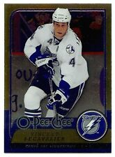 2008-09 O-Pee-Chee Metal - Lot of 2 - LeCavalier and Morris