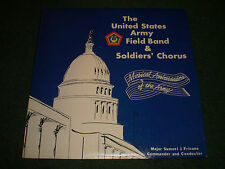 The United States Army Field Band & Soldiers' Chorus~VG++ Vinyl~FAST SHIPPING!!!