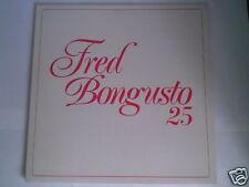 FRED BONGUSTO 25 lp FRANCO CALIFANO