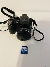 Fujifilm Finepix S 4000 14MP 30x Zoom Digital Camera - W/ Case & 2GB Card