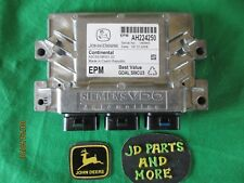 NEW OEM JOHN DEERE TRACTOR/COMBINE ELECTRONIC CONTROL UNIT AH224250 MODELS BELOW