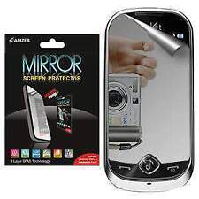 AMZER Mirror Screen Protector with Cleaning Cloth for Samsung Suede SCH-R710