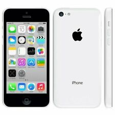 *MINT* KDDI Japan Apple iPhone 5C 16GB White GSM 4G LTE Smart Video Cell Phone