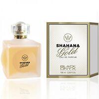 Shahana GOLD Eau de Parfum BY Black Onyx -Fragrances Oil Women (100ml)