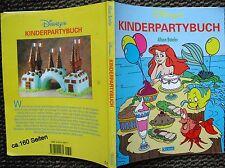 KINDERPARTYBUCH von Disney