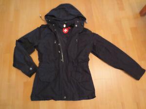 Wellensteyn Outdoor Jacke Gr. M schwarz  Regenjacke neuw.