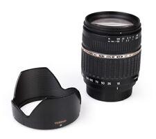 Tamron AF 18-200mm 3.5-6.3 XR LD Asph. IF Di II für Nikon OVP Ausstellung #0829