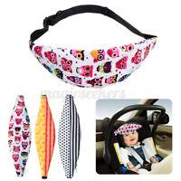 Baby Kids Safety Stroller Car Seat Sleep Nap Aid Head Fasten Support Holde