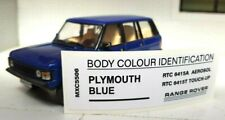 Land Range Rover Classic Discovery Defender Plymouth Blue Colour Code Decal