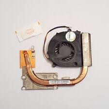 Lenovo g555 radiador ventiladores pasta térmica fan Cooler Heatsink at0bt0010r0