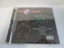 BEFORE THE WERE JIGGY ~ EARLY RAP ~ COMPILATION ~ 2001 ~ AMG ~ NEW CD