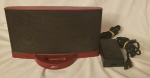 Bose SoundDock Series II Digital Music Speaker System for iPod/iPhone - Red
