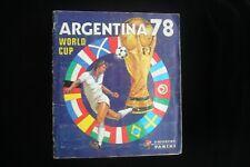 Panini Argentina 78 komplett mit allen Stickern No Results