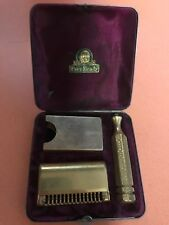 Vintage Ever Ready Razor Shaving Kit With Case