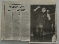 U2 - Moonlight 1979 Gig Review/Clipping