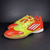 Adidas F50 Football Trainers Astro Turf Sports Active Size UK 8 / EUR 42