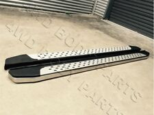 Aluminium Running Boards Side Steps for SSANGYANG MUSSO Dual Cab 18-19