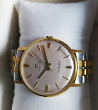 RARE TISSOT AUTOMATIC – GOLD PLATED – SWISS MADE, 1970's