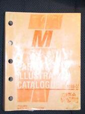 85-89 Chevrolet Astro GMC Safari M-Body Parts & Illustration Catalog USED