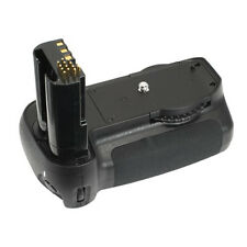 Vertical Multi-Power Battery Pack Grip Holder for Nikon D80 D90 DSLR as MB-D80