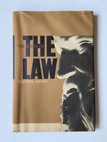 1945 1st Edition The Tables of Law Thomas Mann HCDJ