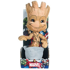 Posh Paws Marvel Guardians of the Galaxy 10-Inch Baby Groot Soft Toy