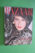 HARPER'S BAZAAR ITALIA N.9 SETTEMBRE 1987 COLLEZIONI ALTA MODA