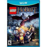 Lego The Hobbit For Wii U Very Good 1E